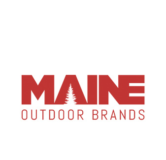 Red Maine Outdoor Brands Logo